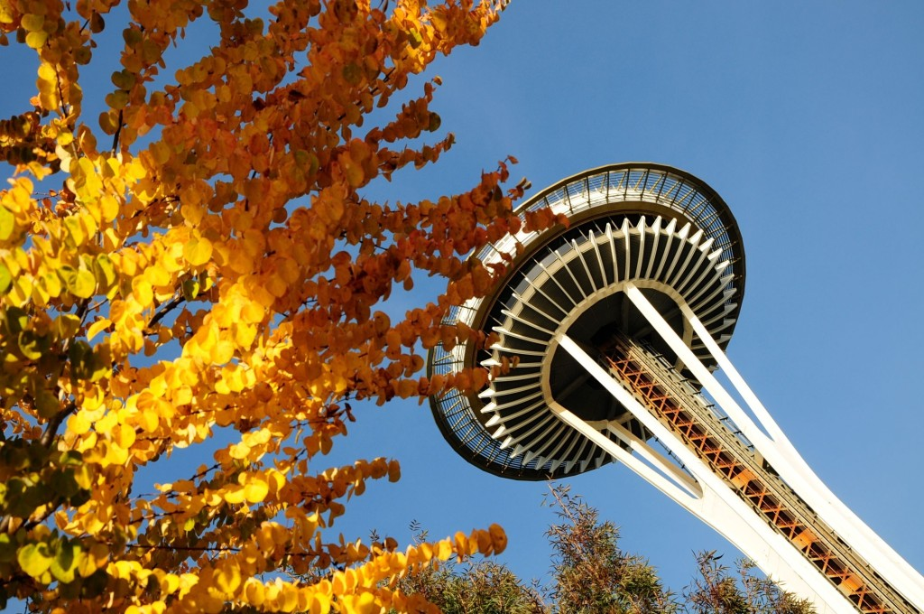 Space Needle from 1962
