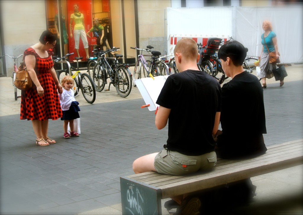 Junges Publikum ... -  Young audience ...